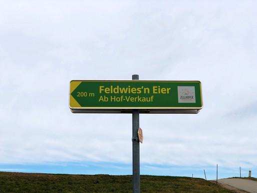 Feldwies'n Eier 🥚🍳