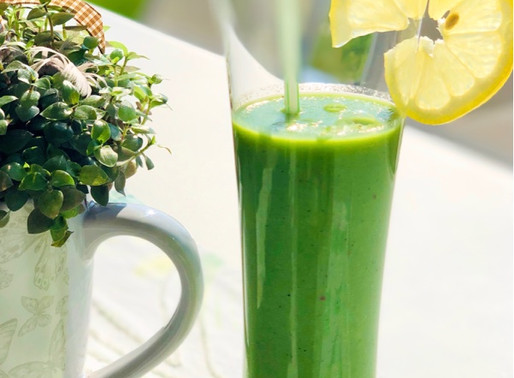 Green-Smoothie 🍌🍏🥝