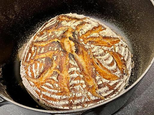 Sauerteig-Brot