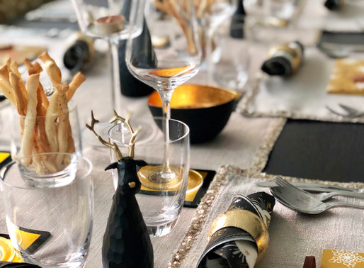 Als die AKD-Weihnachtsfeier zum Private Taste Dinner wurde ☝️