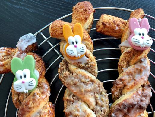 Eine köstliche Augenweide für den Oster-Brunch! Nussig - einfach und sehr schnell zubereitet!