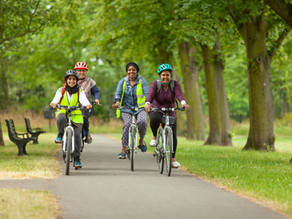 Exciting opportunity to start new Cycle Sisters groups