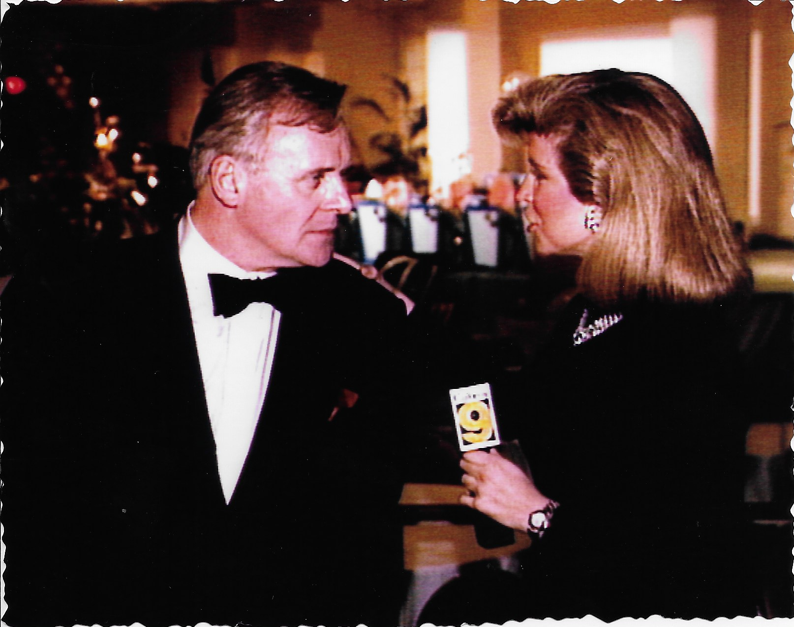 1992 KCAL OSCARS - ANTHONY KOPKINS