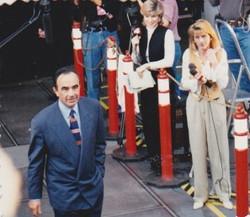 KNBC 94-2001 OJ Trial, Bob Shapiro