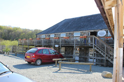 Car Parking at The Mill Bistro