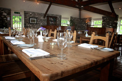 The Mill Bistro Ready For Dinner
