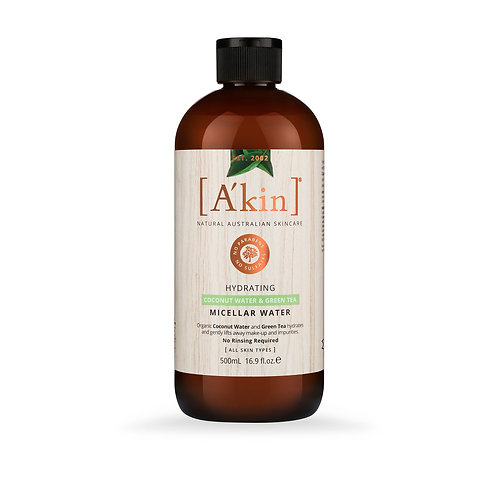 [A'kin] Cleansing Micellar Water - 500ml