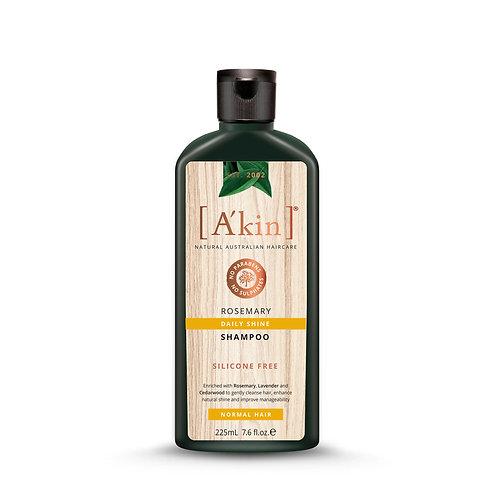 [A'kin] Daily Shine Rosemary Shampoo - 225ml