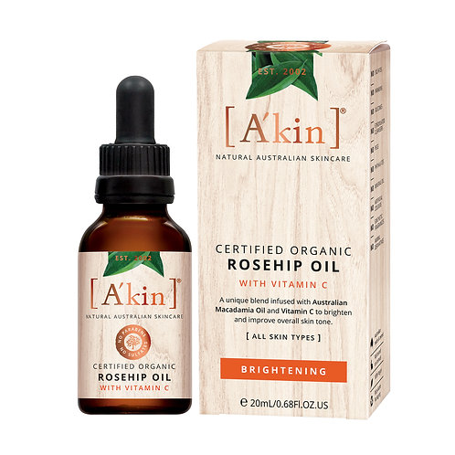 [A'kin] Brightening Rosehip Oil - 20ml