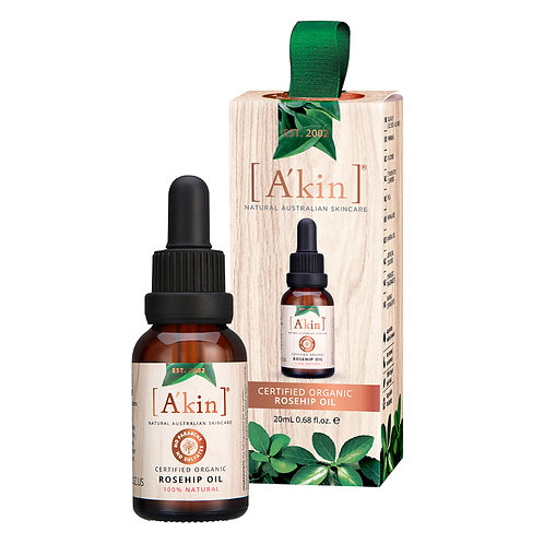 [A'kin] Limited Edition Certified Organic Rosehip Oil - 20ml