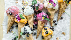 Ice Cream Solves Everything!