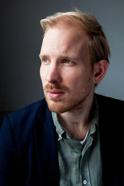 Auteursfoto Rutger Bregman
