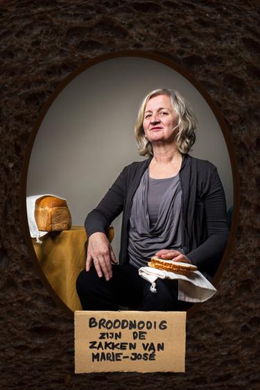Marie-José de Zeeuw - Broodnodig