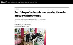 Artikel op Vice.nl