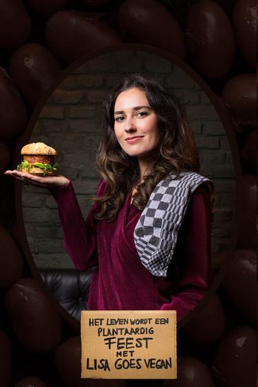 Lisa Stel - Lisa Goes Vegan