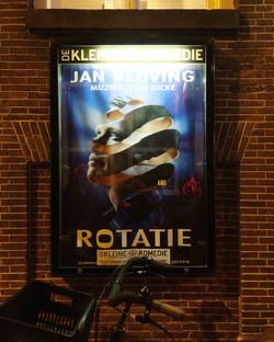 Poster voorstelling Jan Beuving