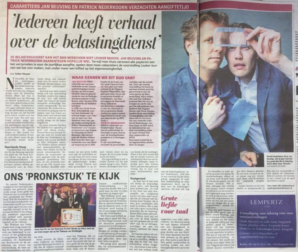 Dagblad De Telegraaf