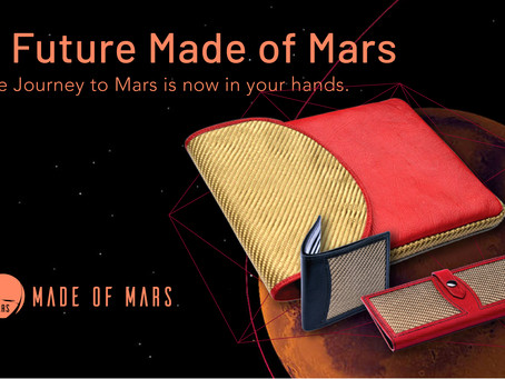 Made of Mars Launches A New Age of Citizen Driven Space Exploration