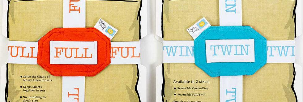 TWIN / FULL  Bedding Bandz®   (set of 2)
