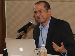 Presented on civic education in Singapore at an IPS Conference on civil society, 11 November 2013