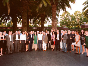 Invited to Berggruen Institute meeting at Stanford University, 15-17 August 2014