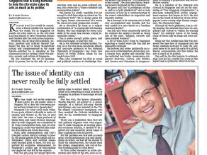 Profiled and interviewed in Mint, 28 March 2014