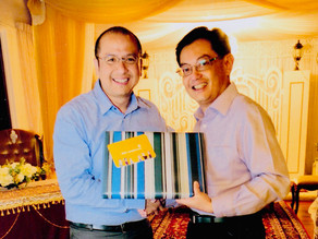 Served on Our Singapore Conversation working committee chaired by Minister Heng Swee Keat, 2012-13