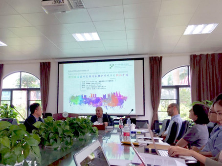 Lectured at Sun Yat-sen's Political Philosophy Workshop, 15 June 2017