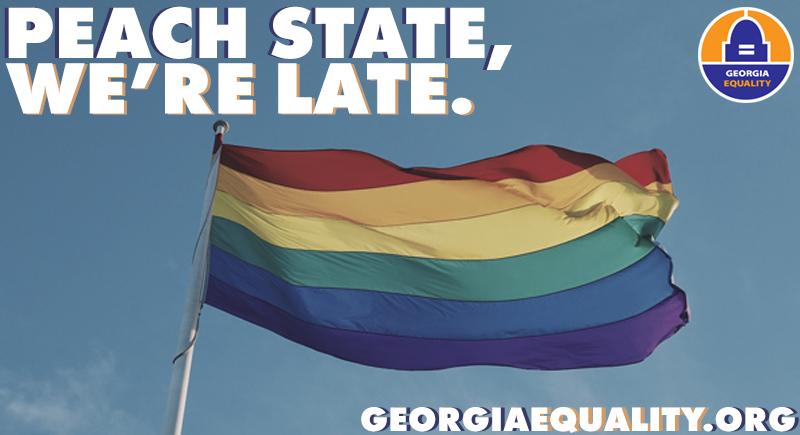 GA Equality Spotify Big Ad