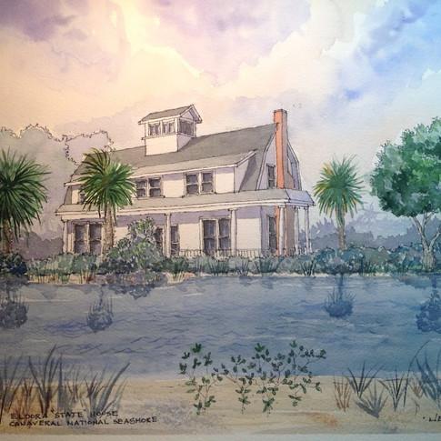 Historic Eldora State House
