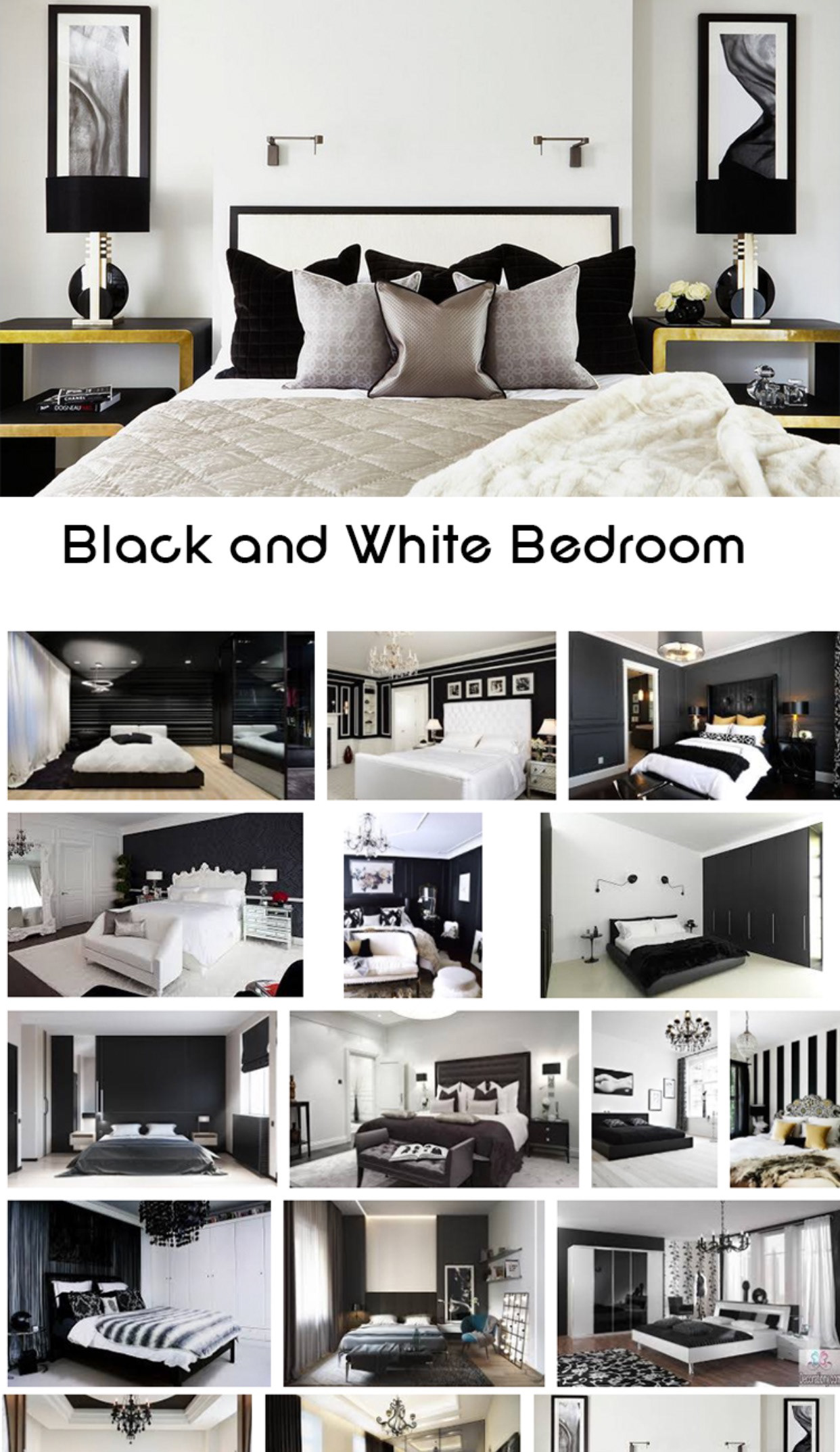 Furniche App Bedroom Page