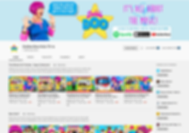 Debbie Doo YouTube Home Page