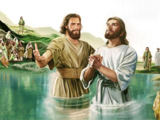 A santificação das águas