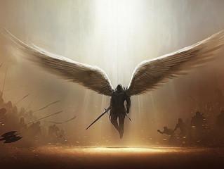 O Poder Angélico e sua ação em meio a nós!