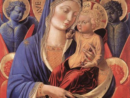 A Quaresma da Misericórdia com Maria