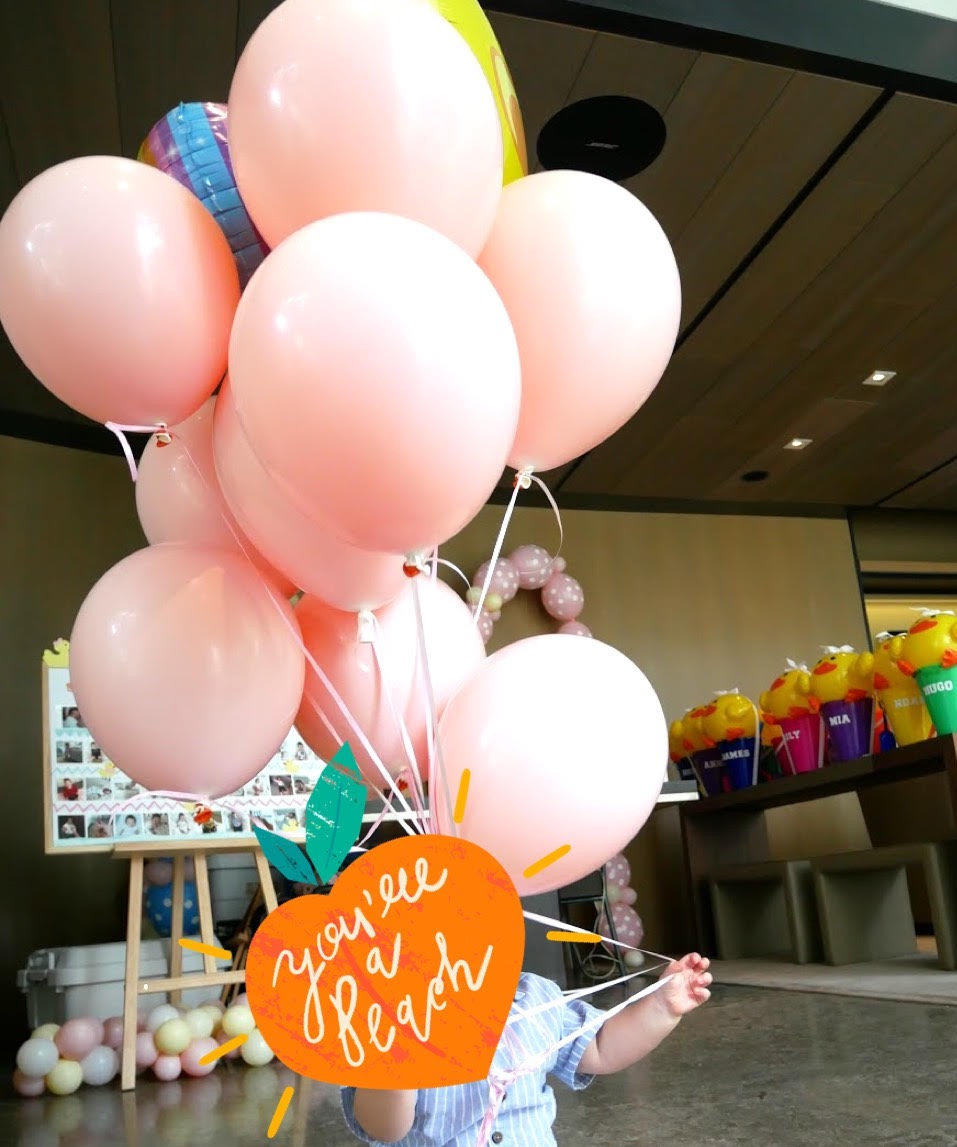 Balloon Bouquet Delivery!