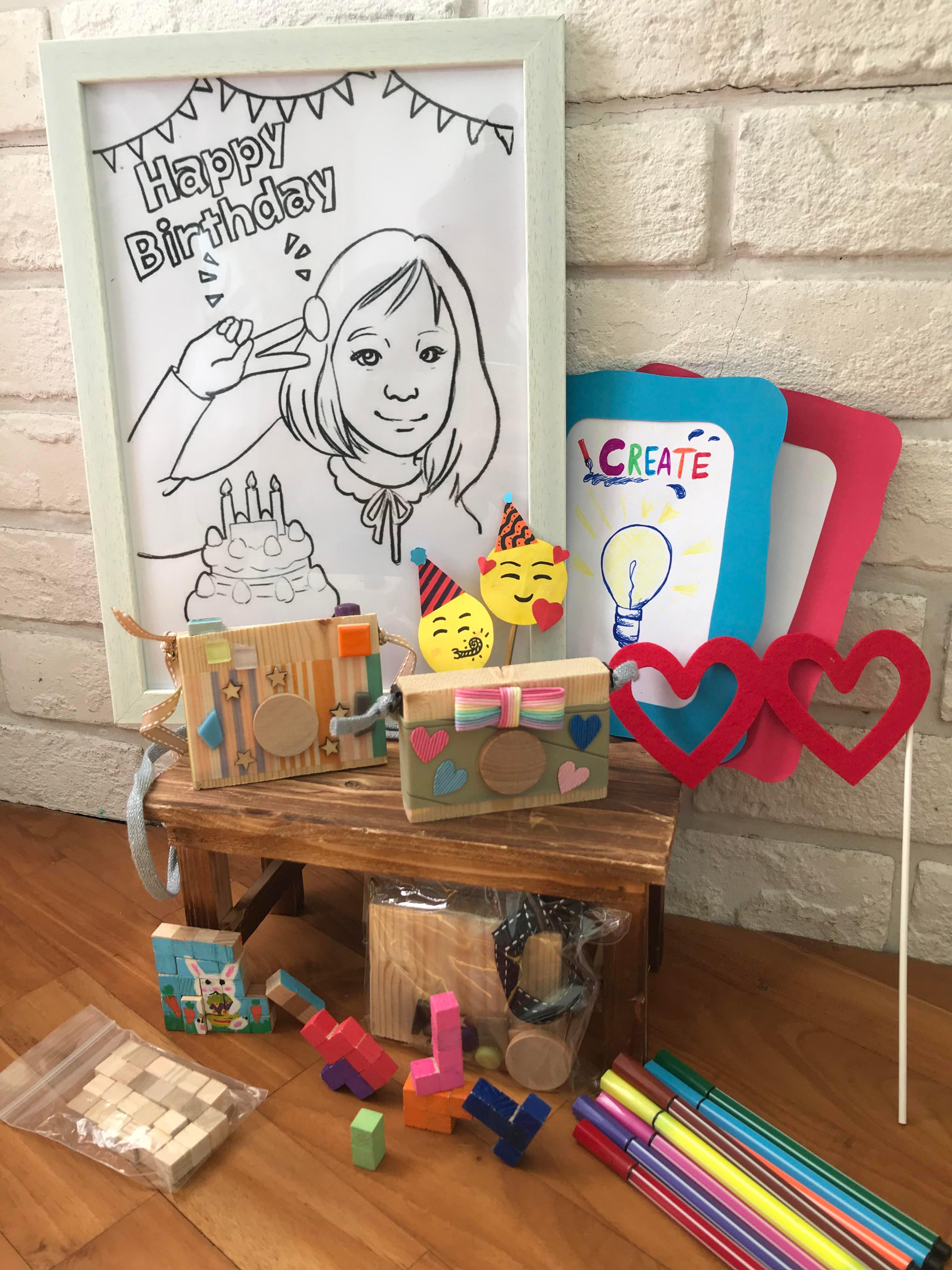 Iso-Creative Craft Kits