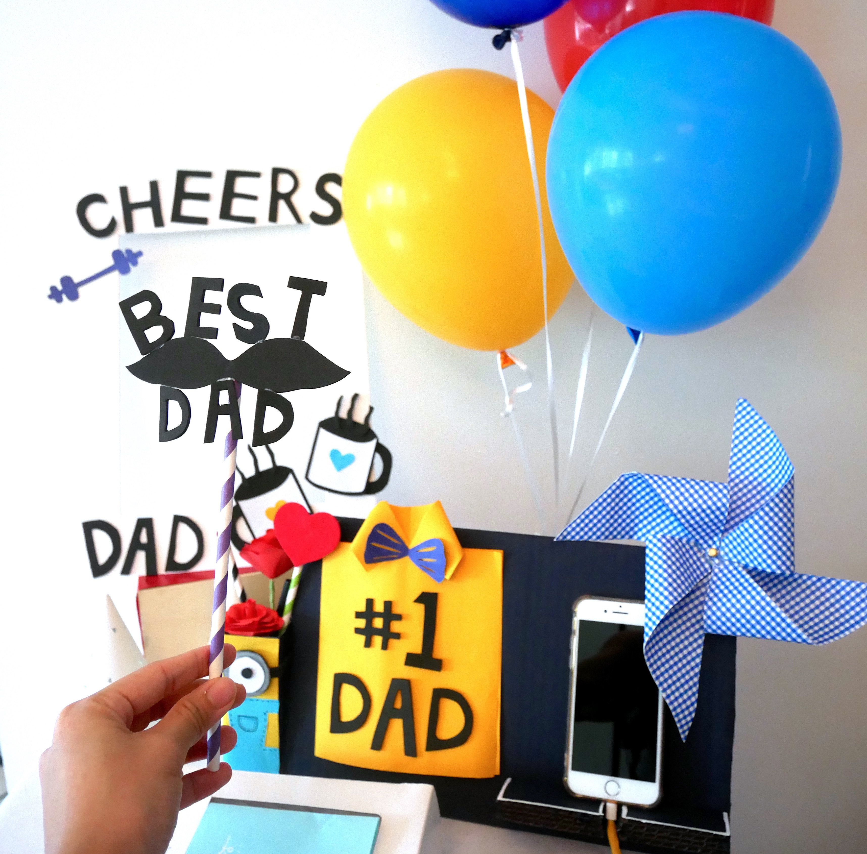 Father's Day Special Delivery!