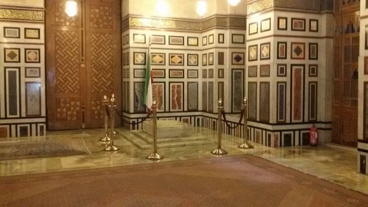 El Refay Mosque
