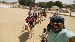 Riding Camel Giza