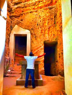Catacombs - Alexandria