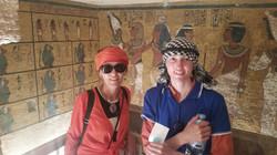Tutankhamon tomb