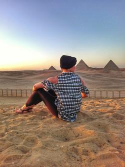 Desert of Giza