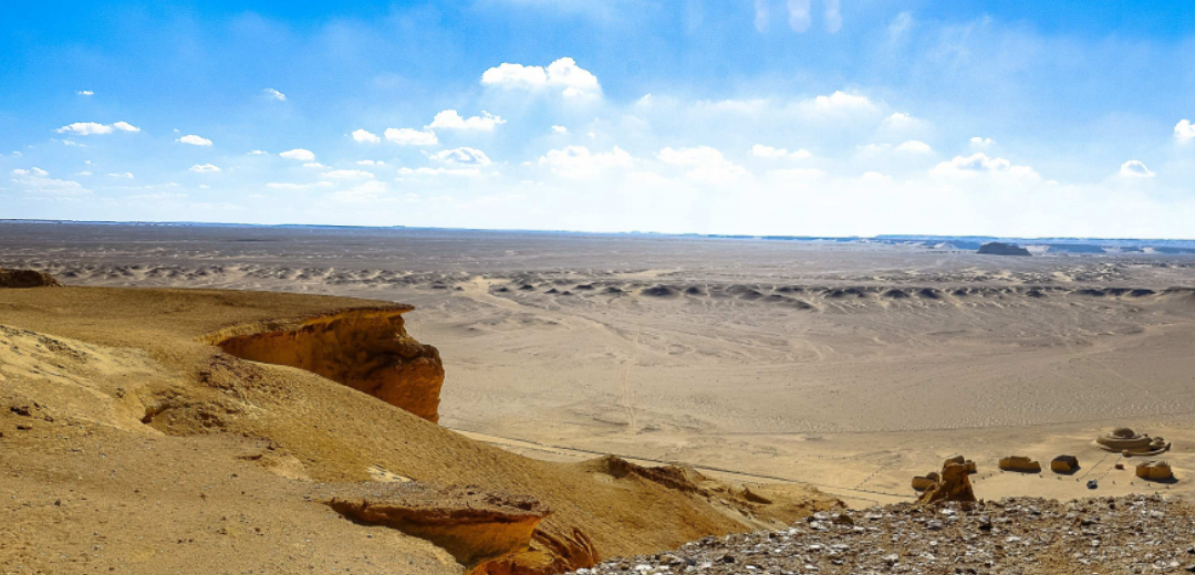 Wadi el Hitan - Fayoum