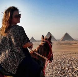 Giza Desert