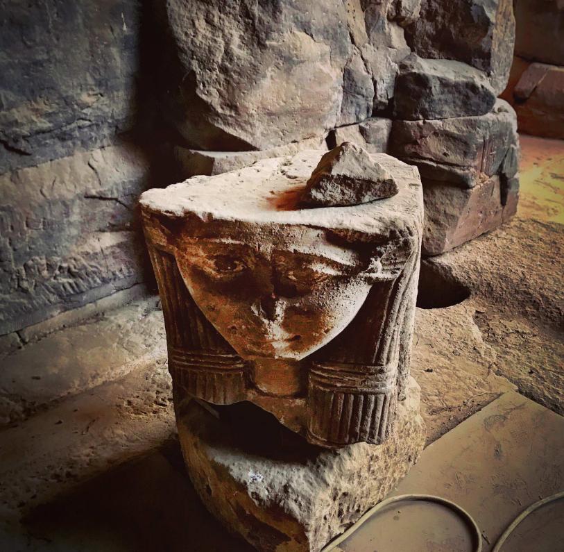 Dandara Temple - Qana