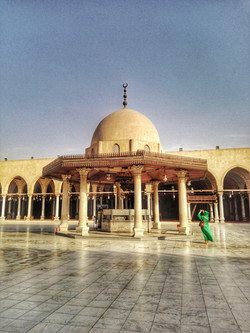 Mosque Amr Ibn Al-As