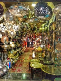 Khan el Khalili Market - Cairo