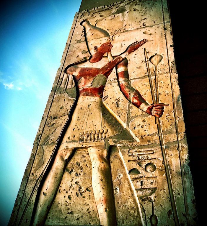 Horus Temple - Edfu