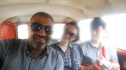 Tuktuk ride Giza